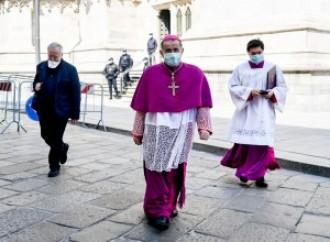 Picota en el seminario: sin la vacuna no puedes ser sacerdote