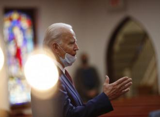 """Un aplauso al """"católico"""" Biden: Y así la Iglesia acepta el aborto"""