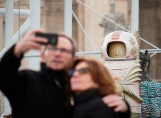 ¿Vaticano o Saturno? También nos toca el pesebre alienígena