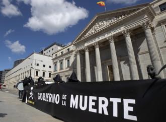 """«España, transformada en un """"campo de exterminio""""»"""