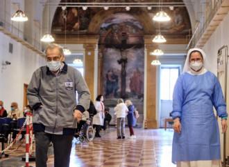 """Un kit de la Iglesia """"vacunista"""" para adoctrinar a sacerdotes y fieles"""