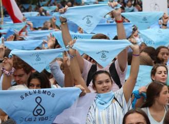 El frente provida es mayoritario en la Argentina