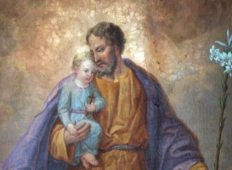San José, maestro de contemplativos