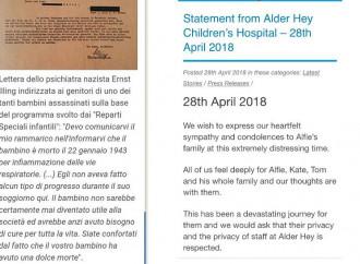 L'ipocrisia dell'ospedale che rimanda al boia nazista