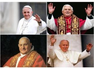 Quattro Papi per la riforma nella continuità