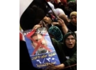 Rivolte in Egitto