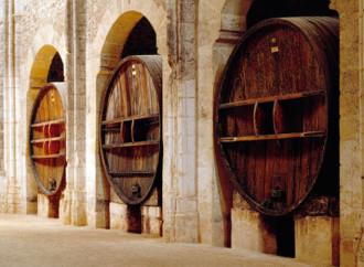 El vino en la abadía: por Dios y por la hospitalidad