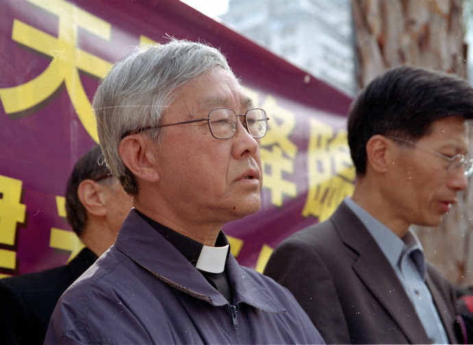 Il cardinal Joseph Zen