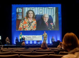 Capitán Tom, el centenario que moviliza al Reino Unido