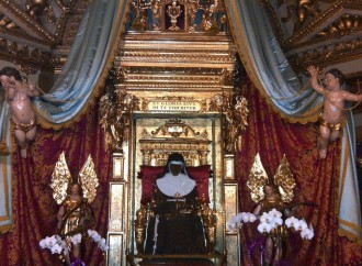 Catalina de Bolonia, un cuerpo que da testimonio de santidad
