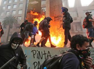 Chile: las protestas, el gobierno y la infiltración comunista