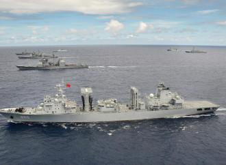La agresividad de China enciende el Asia-Pacifico