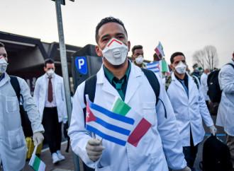 ¿Nobel a los médicos cubanos? Propaganda castrista en Italia