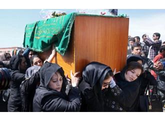 Afghanistan, vittima della legge nera