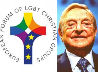 Aquí el índice LGBT de las iglesias (de la mano de Soros)