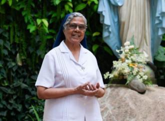 La hermana Gérard, una religiosa que acompañó a los condenados a una muerte digna