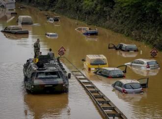 Inundaciones en Alemania: una tragedia, pero no sin precedentes