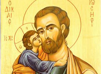 La Eucaristía y san José, modelo de los sacerdotes