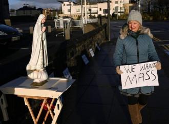 """Prohibición de misa: ¿A dónde se ha ido la Irlanda """"católica""""?"""