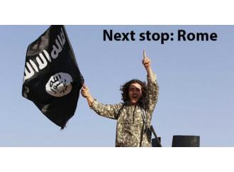 La minaccia ISIS sull'Europa. Ora tocca a Roma