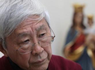 """Cardinal Zen: """"Non svendete la Chiesa a Pechino"""""""