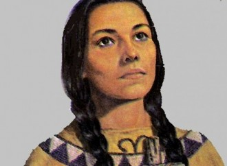 Kateri Tekakwitha, una santa singular