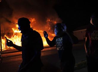 Estados Unidos: Kenosha en llamas, el inevitable final de tres meses de anarquía