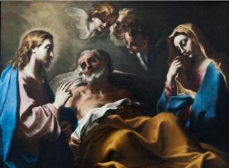 San José y la buena muerte (la real)