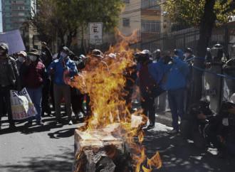 La Iglesia: única garantía en el infierno boliviano