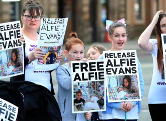 La Corte dice no, per Alfie il calvario di Charlie