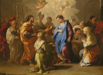 José y María, la pareja que prefigura a Cristo y la Iglesia