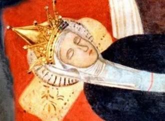 La Virgen duerme ante la gloriosa Asunción