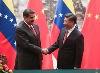 Las manos de China en las minas de Venezuela