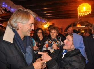 """La profecía de sor Rosalina: """"Mancini, ganarás la Eurocopa"""""""