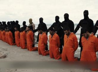 Los 21 mártires asesinados por Isis, verdaderos creyentes de Cristo