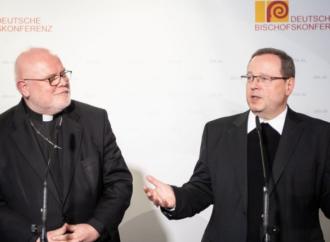 El Sínodo alemán quiere abolir el sacerdocio