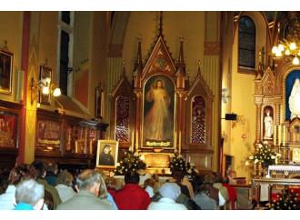 Giovanni Paolo II e la missione di Santa Faustina