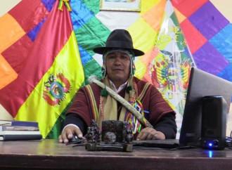 «Más drogas y miseria: Morales ha traicionado a los indígenas»