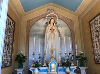 "Rosa Mística, la Iglesia bendice la ""pequeña Lourdes italiana"""