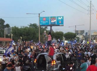 «En Nicaragua se vive una película de terror»