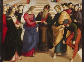 José y el matrimonio con María, misterio de salvación