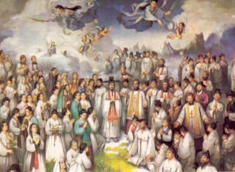 Santos mártires coreanos