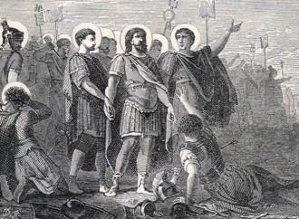 San Mauricio y compañeros mártires