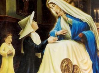 """""""María no ve la hora de regalarnos la Gracia. Pero debemos pedirla"""""""