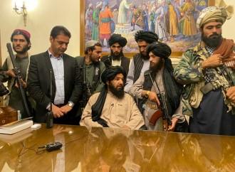 Los talibanes, dueños de Afganistán: un éxito de Pakistán
