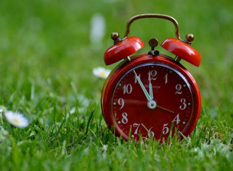 Tiempo de la creación, tiempo del panteísmo