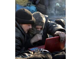 Crimea, una guerra invisibile è iniziata sul Web