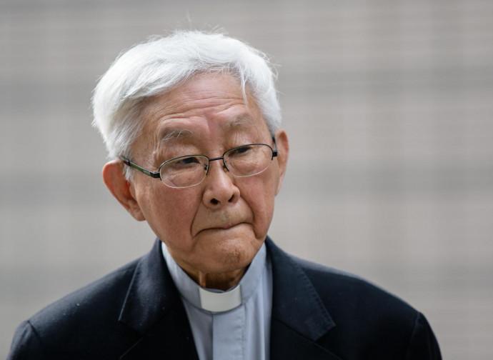 Il cardinale Joseph Zen